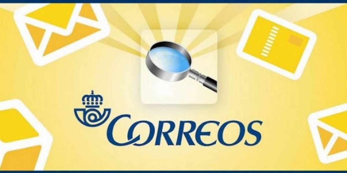 España: La nueva app de Correos permite buscar oficinas por geolocalización