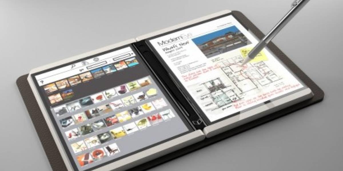 Microsoft Courier: prototipo de un tablet