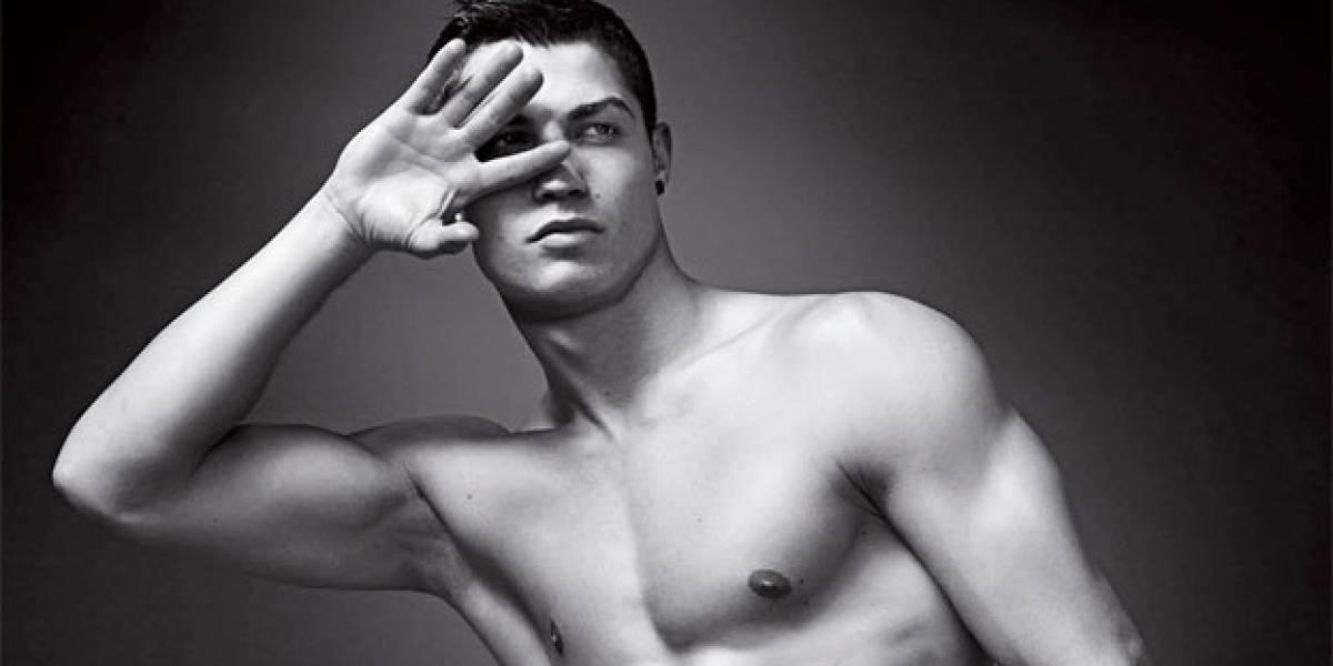 Cristiano Ronaldo es el elegido para la portada de PES 2012