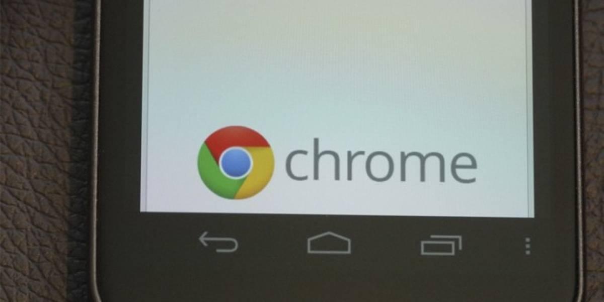 Google actualiza sus aplicaciones Drive y Chrome en Android y iOS