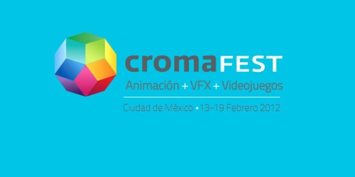 México: CROMAfest, el lugar donde la animación, los efectos visuales y los videojuegos se fusionan