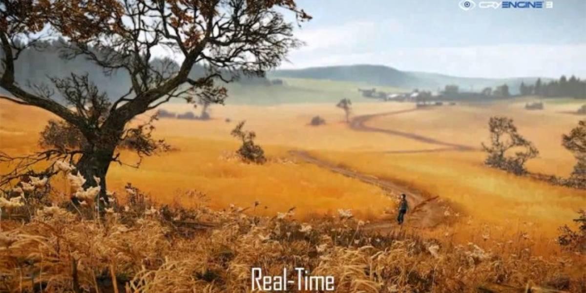 Unreal Engine 3 ya corre en Flash Player, y quizás dentro de poco CryEngine 3