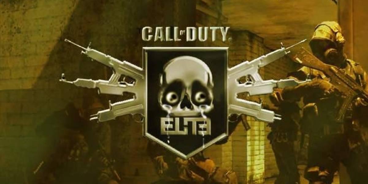 DLC de Elite puede ser utilizado en un perfil por consola