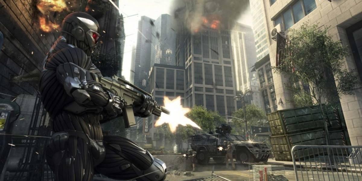 Crysis 2 es multiplataformas para brindarle un mejor juego a todos según Crytek