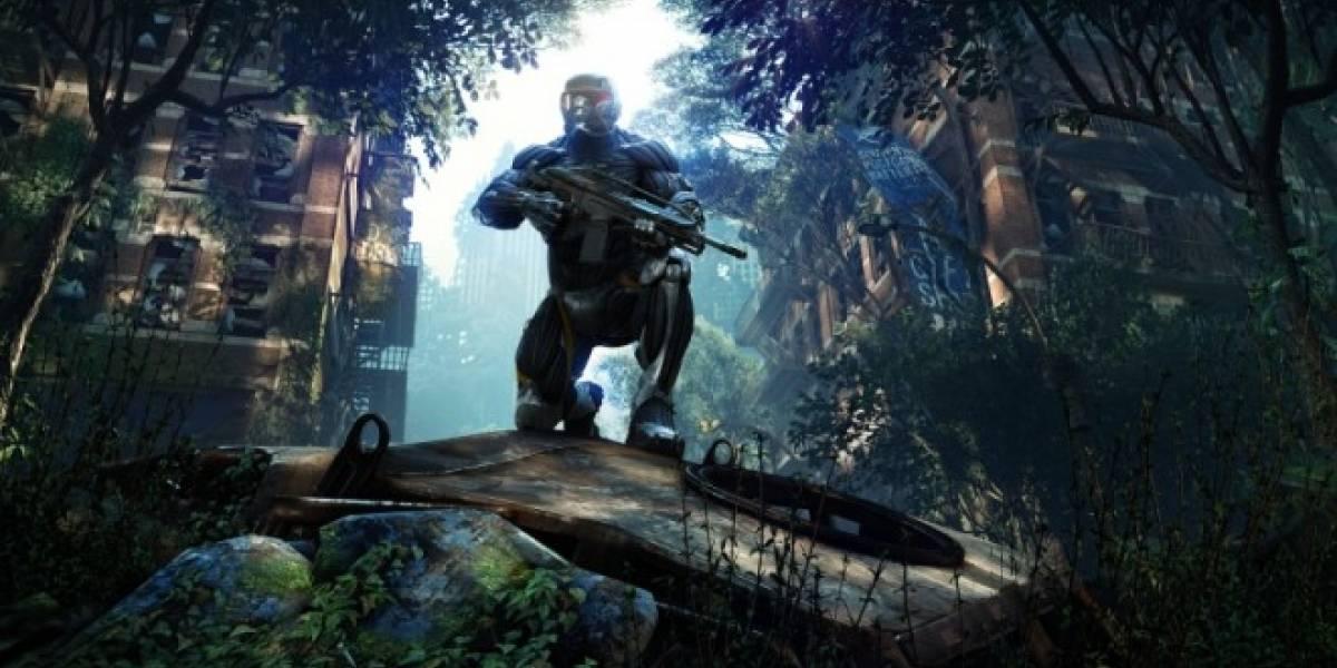 Crysis 3 corre algo de DirectX 11 en Xbox 360 y PlayStation 3