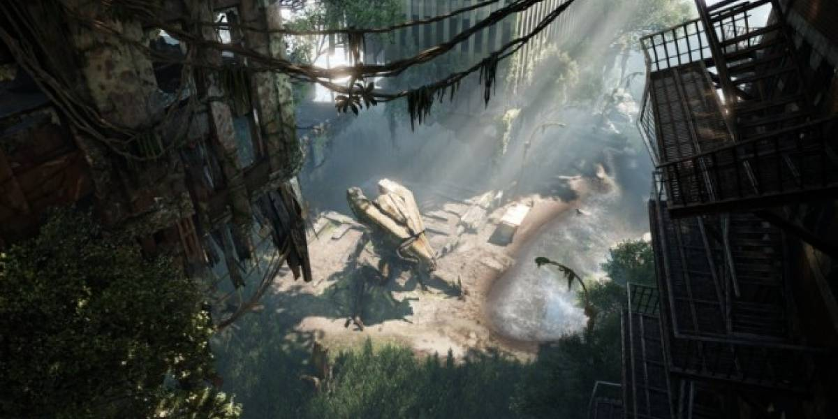 Crysis 3 se presenta en su primer trailer