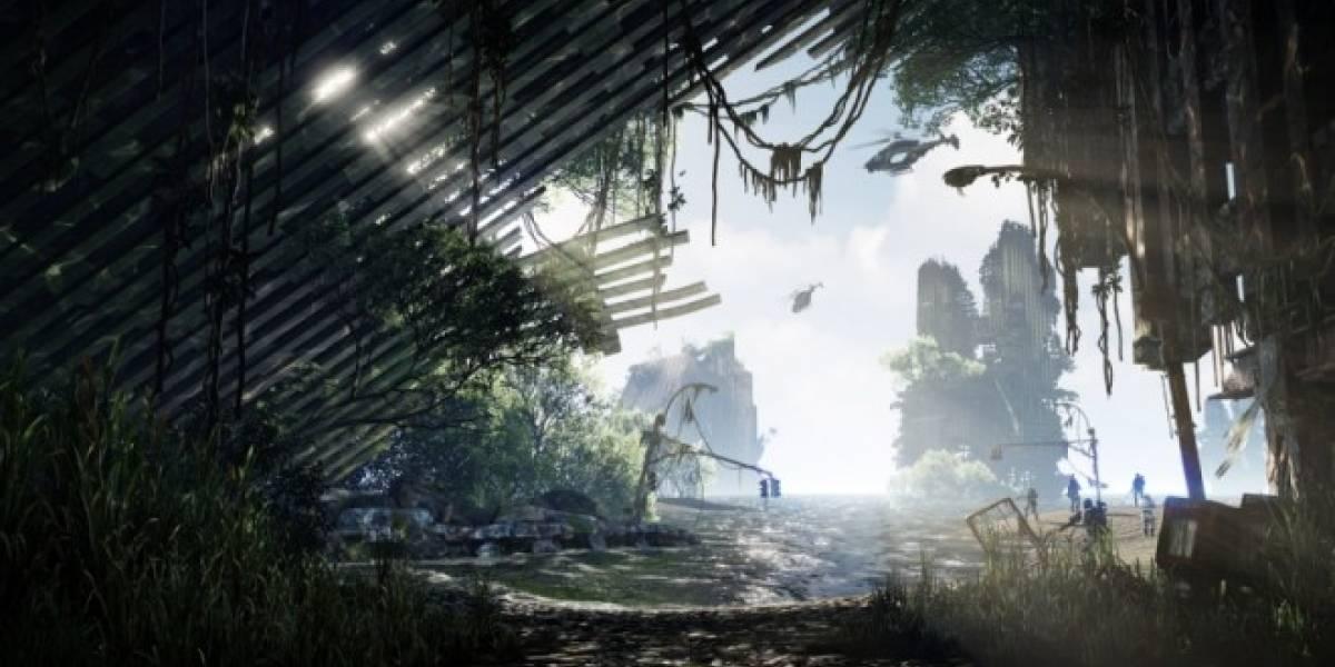 Crysis 3 se muestra en un nuevo teaser y promete más en pocos días
