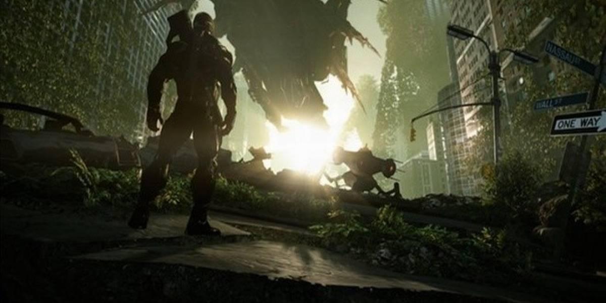 Crytek destaca la clara superioridad de la versión de Crysis 3 para PC