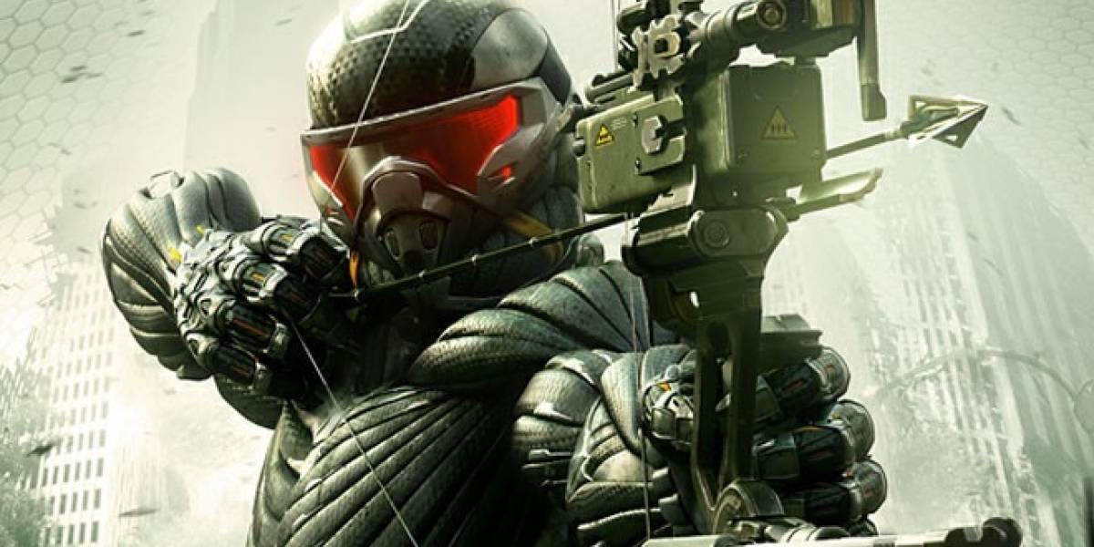 Crysis 3 promete ser la patada en PC