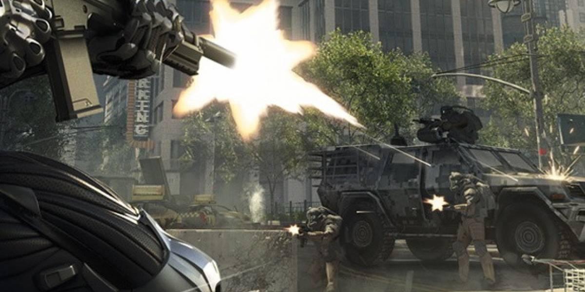 Crytek anunciará su nuevo gran proyecto en Abril
