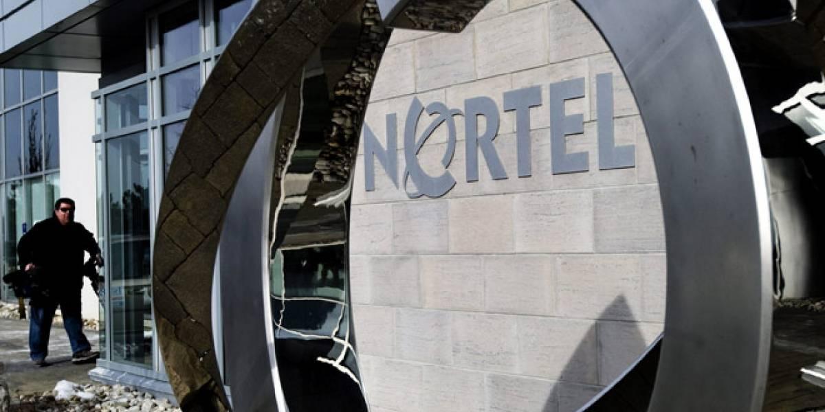 Nortel vende sus patentes por US$4.500 millones