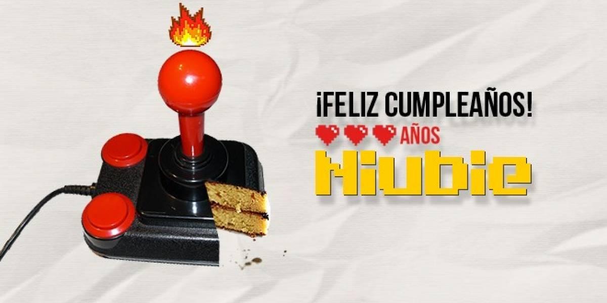 Feliz cumpleaños, Niubie