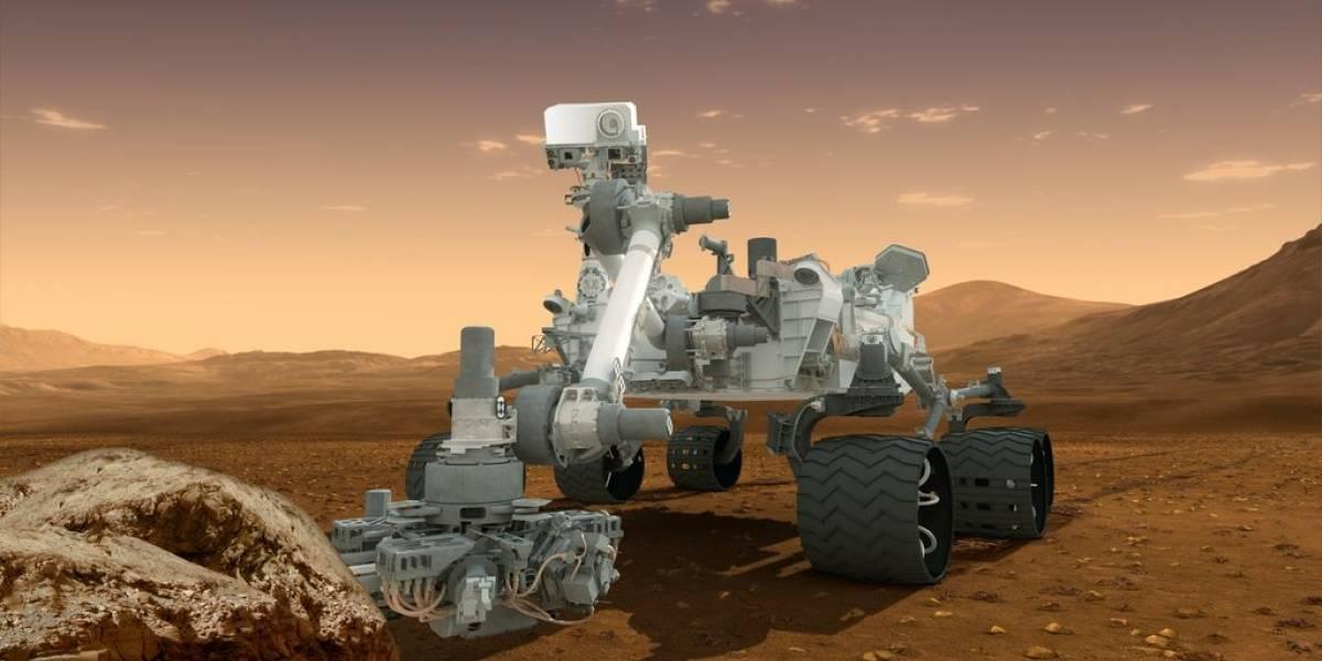 Sigue la llegada del Curiosity a Marte en vivo