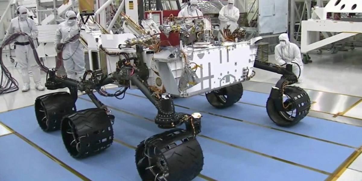 El nuevo juego de Molyneux no podrá llamarse Curiosity por culpa de la NASA