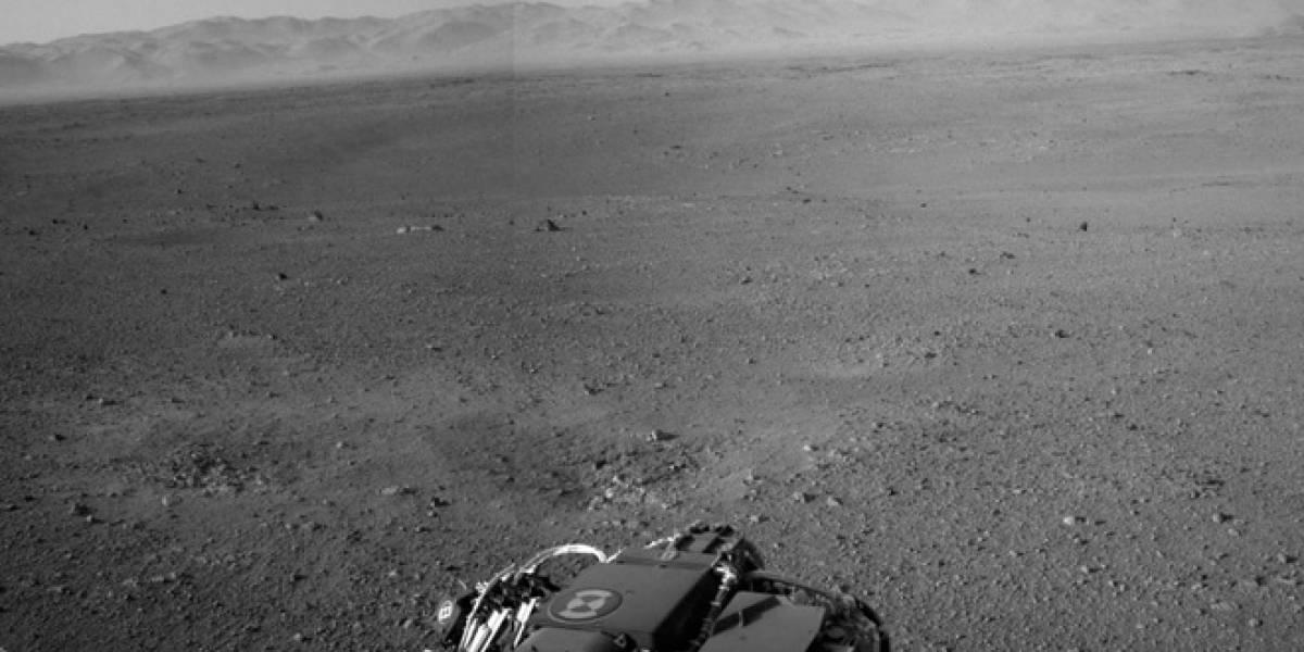 Chile: Planetario mostrará imágenes en 3D enviadas por el Curiosity desde Marte