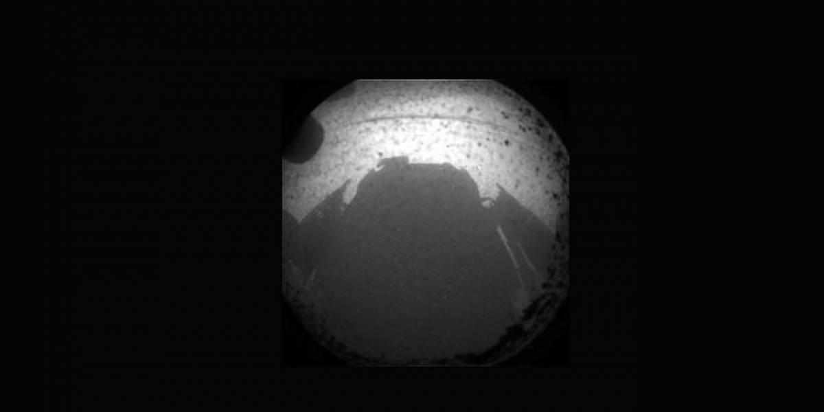 El Curiosity ya está en Marte