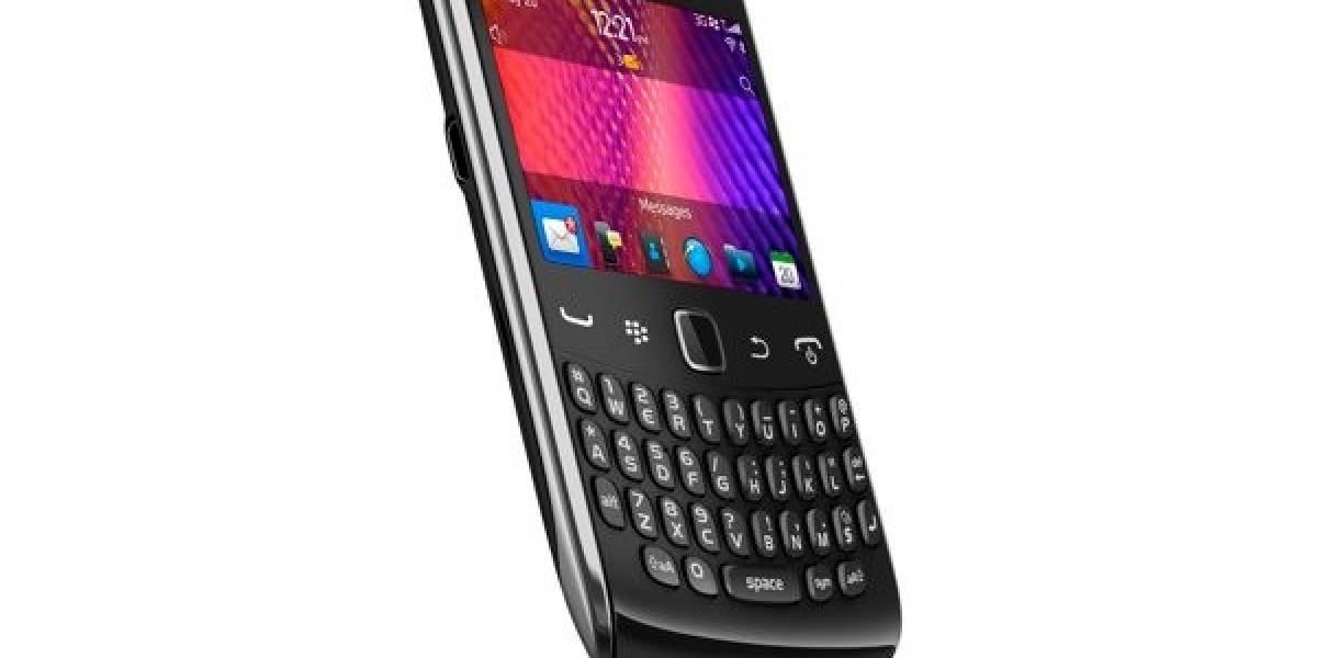 México: Ya llegó el BlackBerry Curve 9360