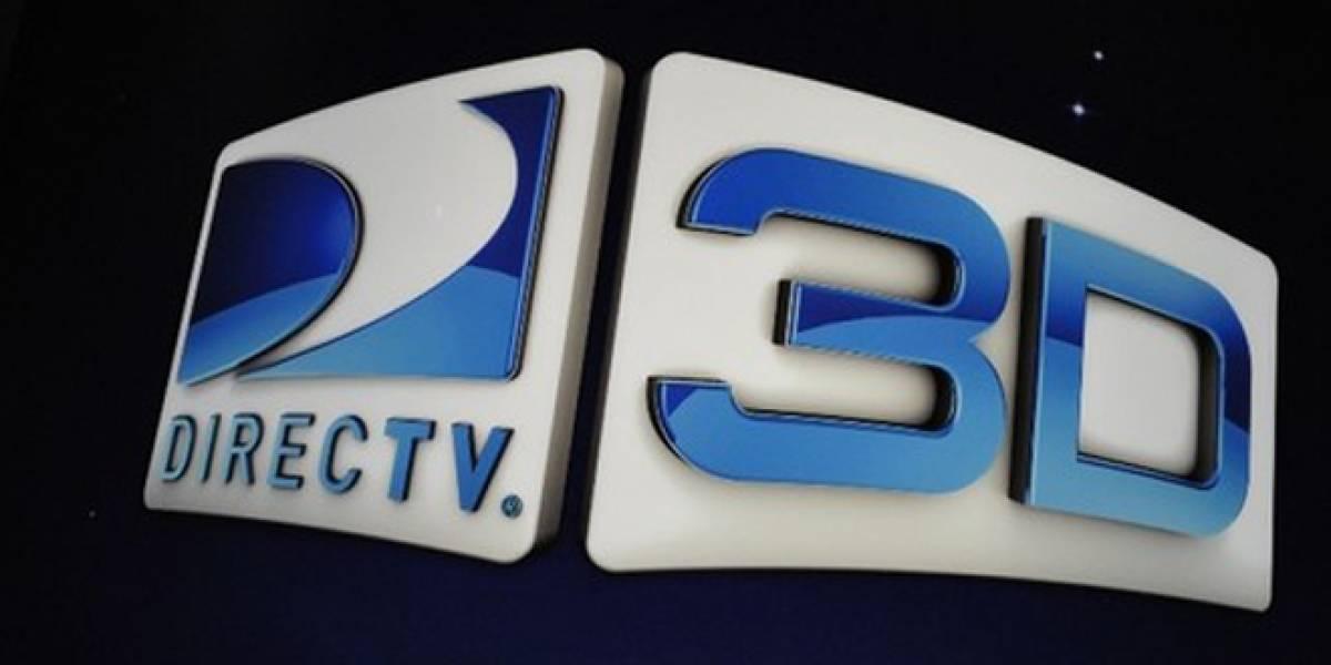 DIRECTV iniciará sus transmisiones 3D en Latinoamérica