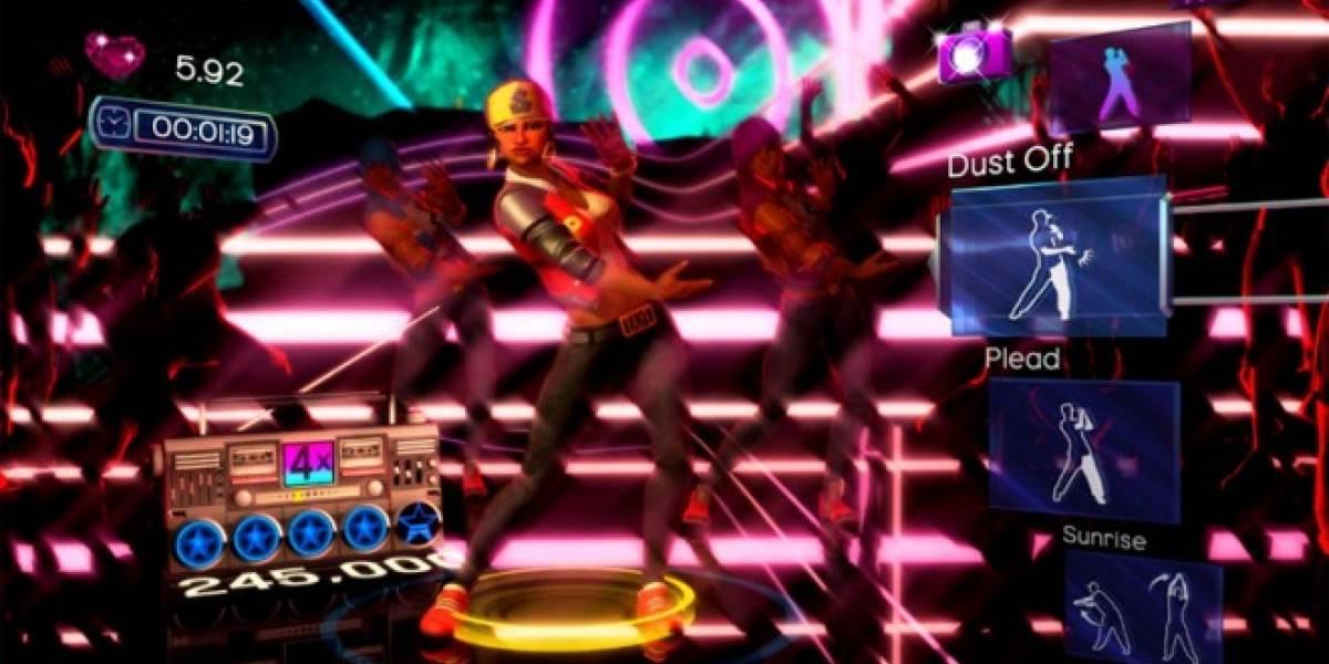 Oferta limitada en todo el DLC de Dance Central