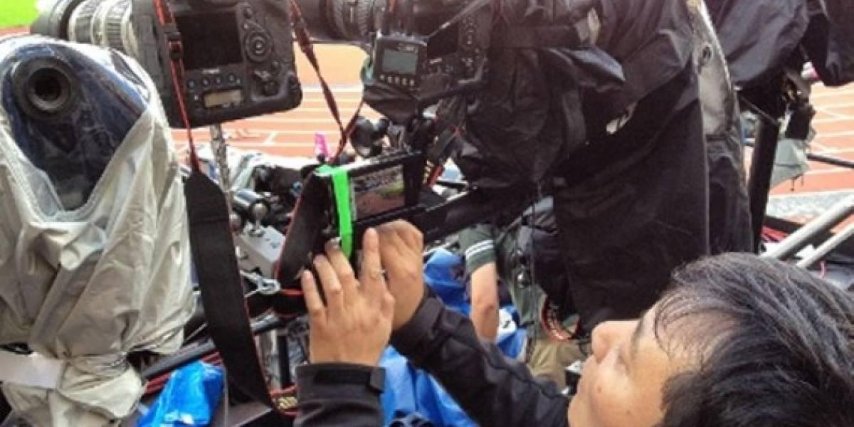 Fotógrafo de The Guardian cubre los JJ.OO. Londres2012 con un iPhone 4S