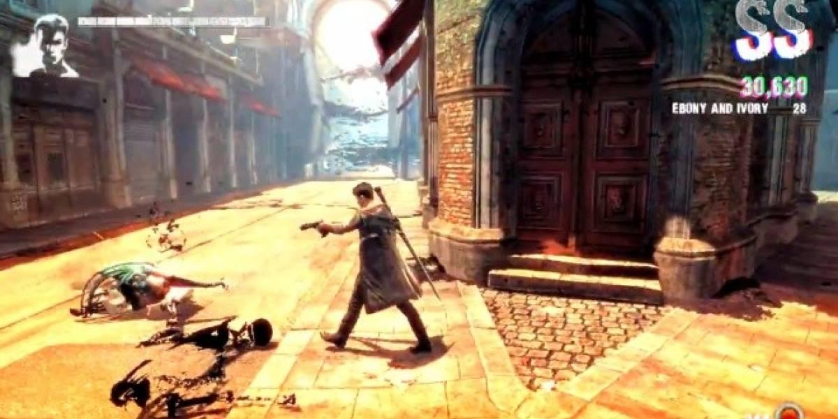 Peleas y saltos de Dante en los nuevos videos de Devil May Cry