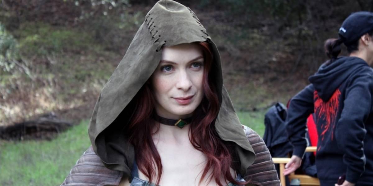 La serie Dragon Age: Redemption será canónica [Comic-Con 11]