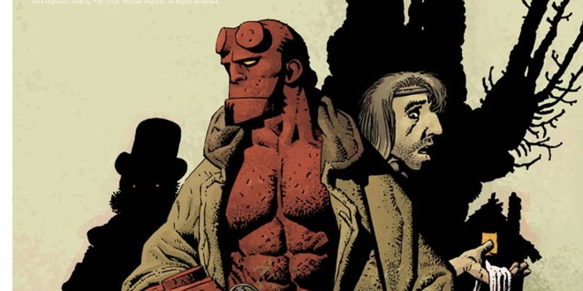 Dark Horse Comics llega a los dispositivos Nook