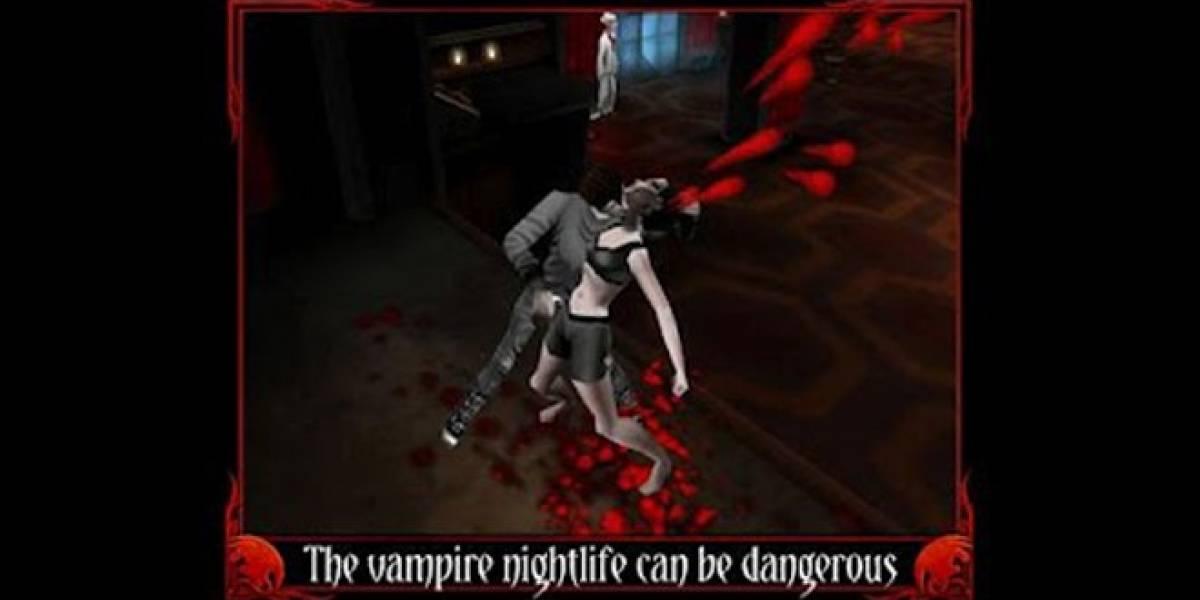 Ya disponible Dark Legends, un juego de vampiros MMO para Android