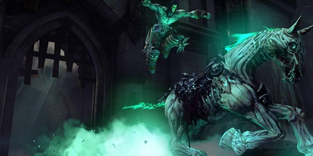 Darksiders II estará disponible para el lanzamiento de la WiiU