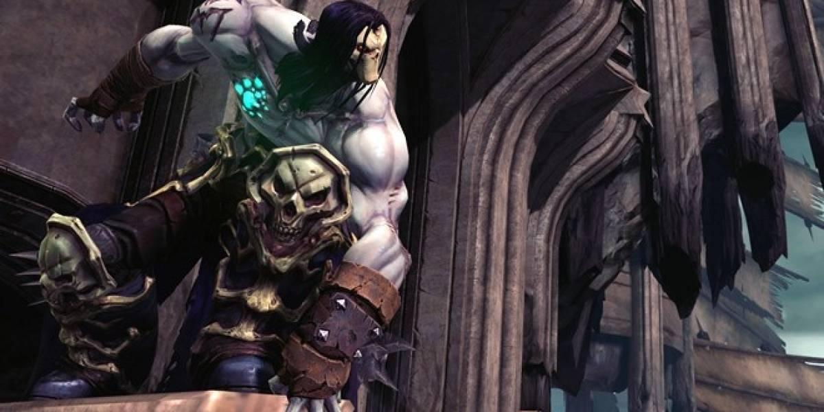 Retrasan el lanzamiento de Darksiders II