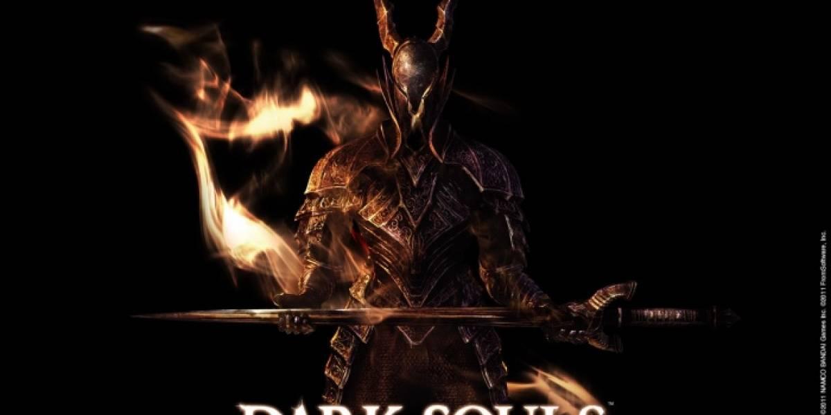 Dark Souls saluda desde la [gamescom 11]