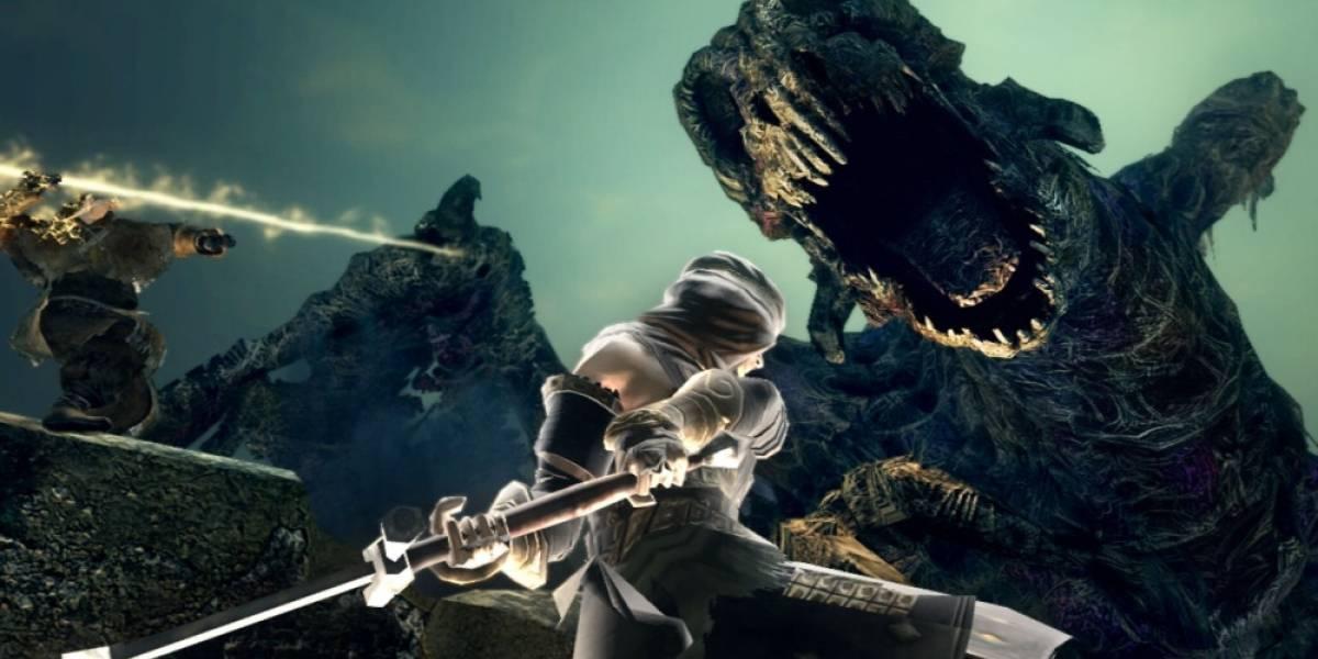 Namco-Bandai decidió que Dark Souls fuese un port directo a PC