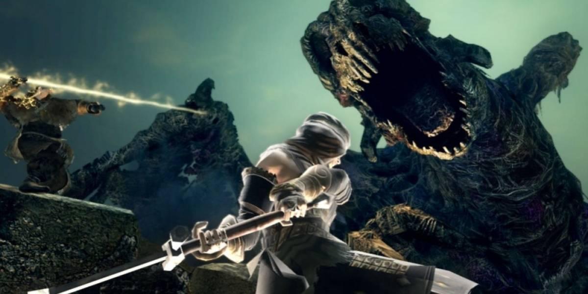 En Namco Bandai responden a la petición de llevar Dark Souls a PC