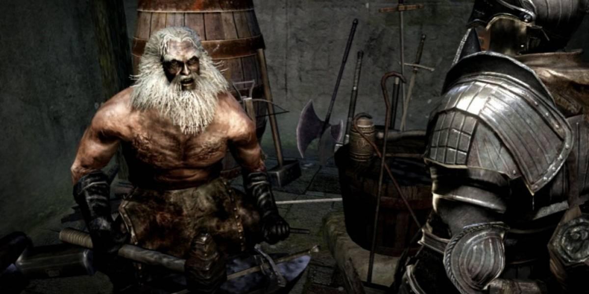 Dark Souls: Prepare to Die Edition ya tiene fecha de lanzamiento... en Games for Windows Live