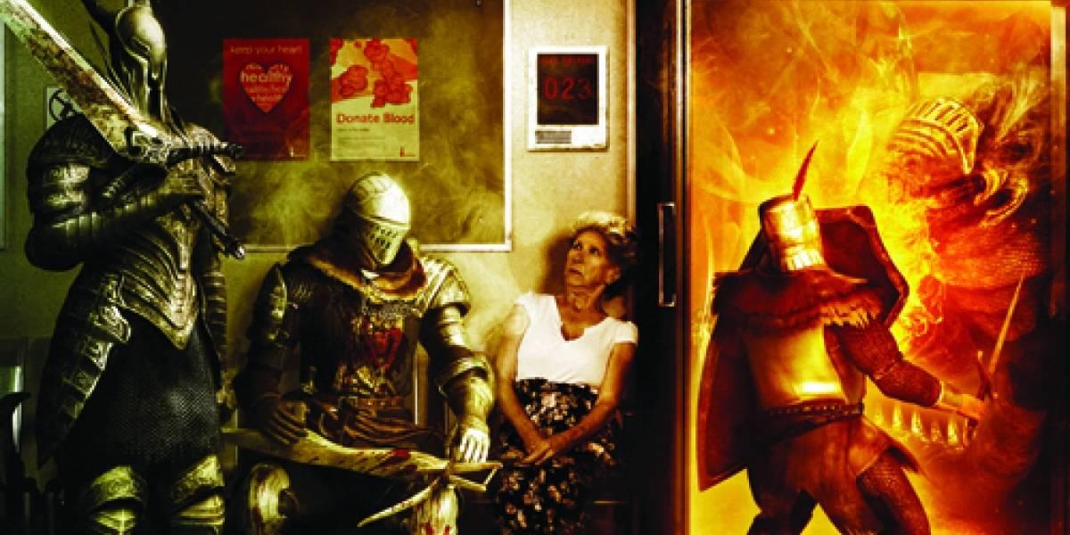 Se lanza Dark Souls, la especialidad de los masoquistas