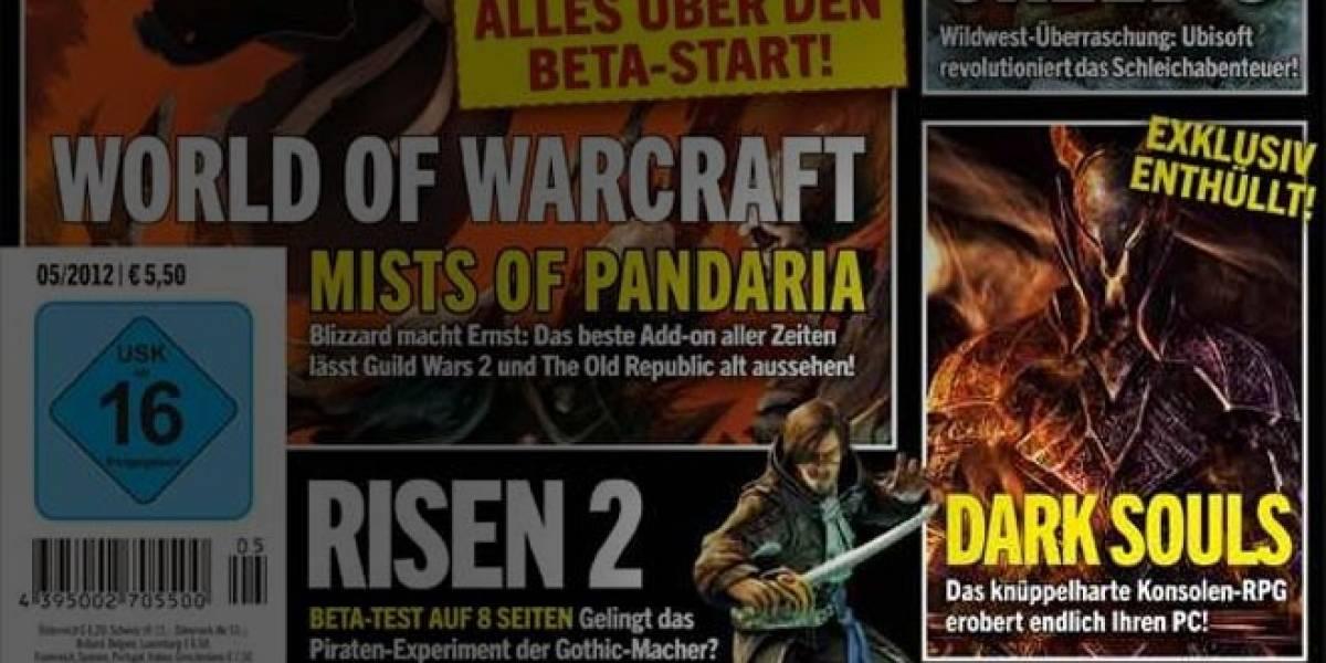 Dark Souls llegará a PC, no incluye teclados de repuesto