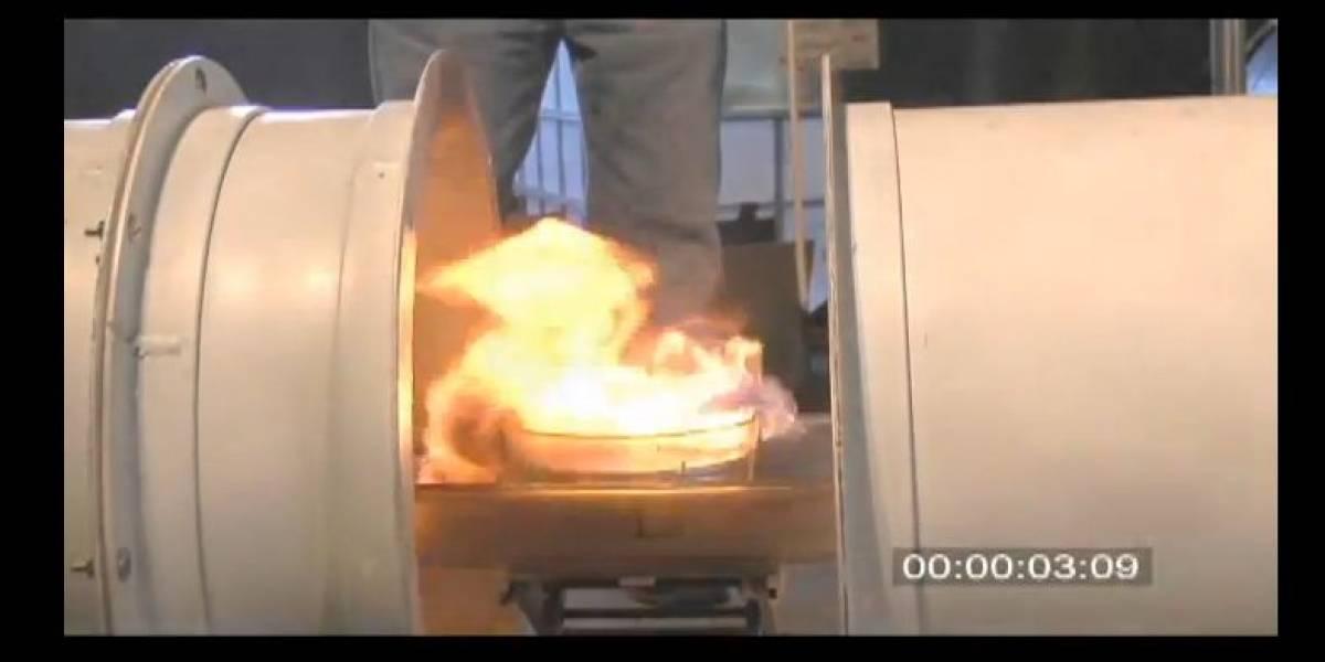 Video: Dispositivo de DARPA que puede apagar el fuego utilizando sonido