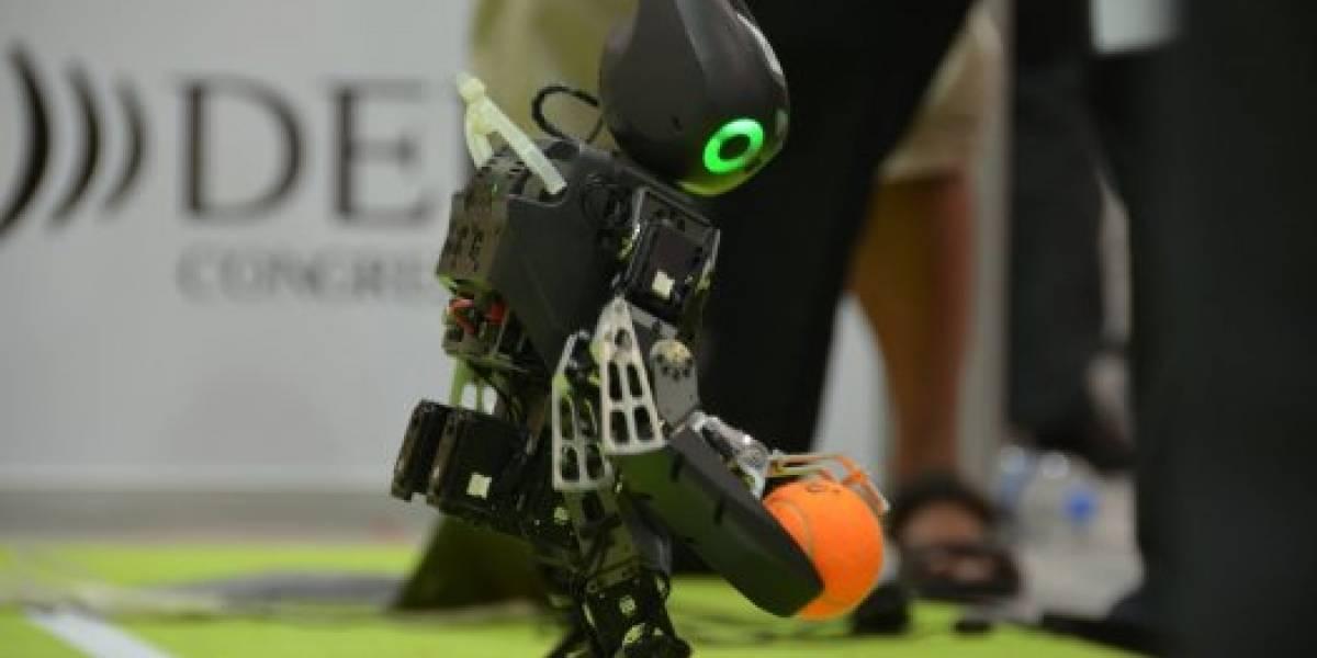 Estados Unidos se tituló campeón mundial de fútbol (para robots)