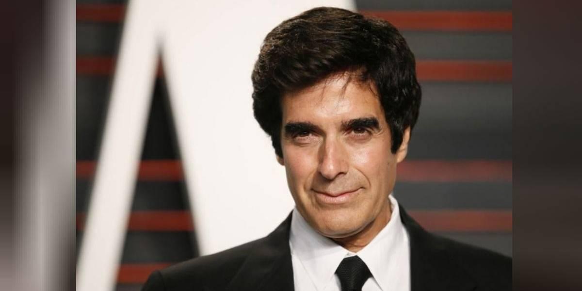 Ex-modelo adolescente acusa ilusionista David Copperfield de assédio sexual