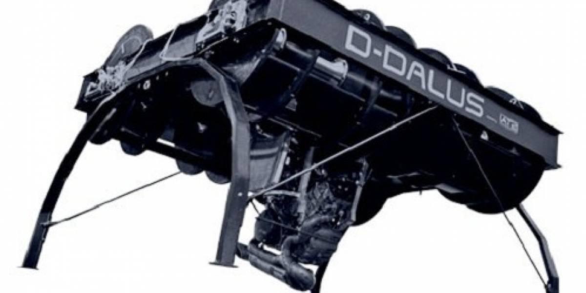 Revolucionario sistema de propulsión austríaco pretende jubilar a los helicópteros