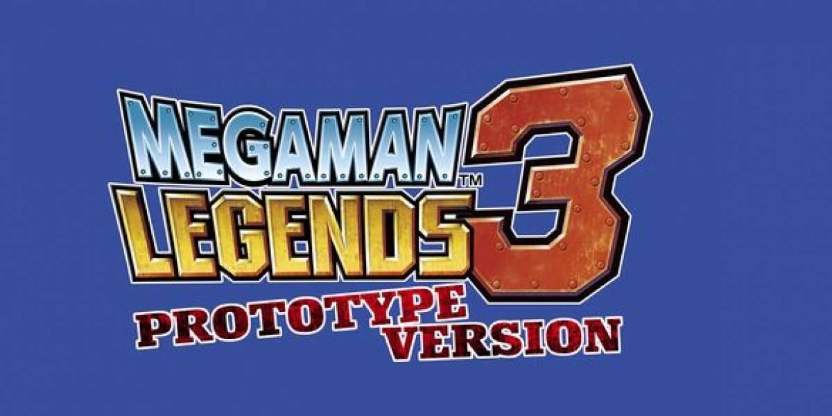 Capcom retrasa Mega Man Legends 3 Prototype