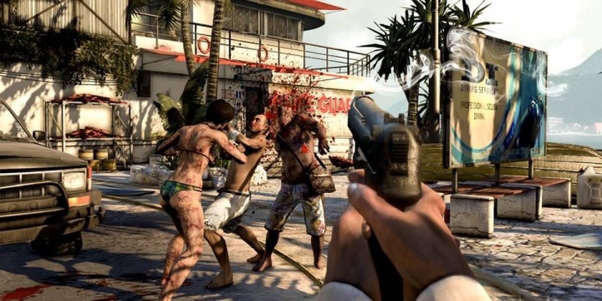 El primer DLC para Dead Island se pondrá disponible en este mismo mes