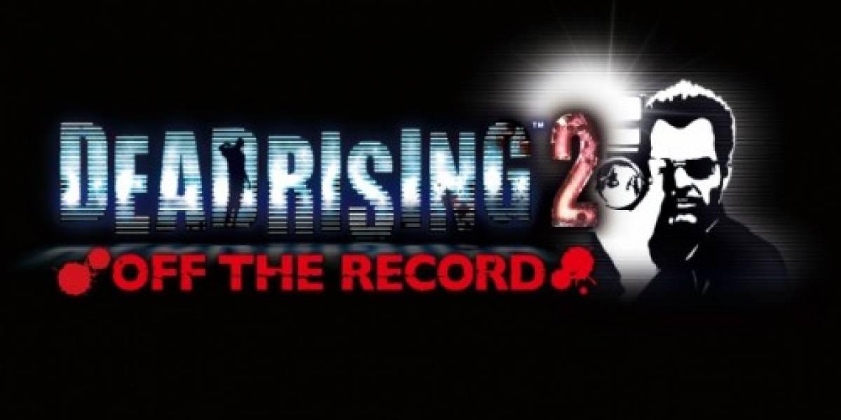 Dead Rising 2: Off the Record llegará a un precio especial