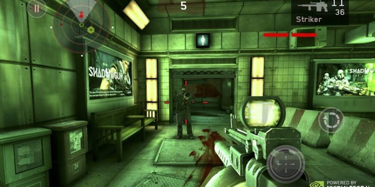 NVIDIA anuncia 5 nuevos juegos Tegra 3 que están siendo exhibidos en el E3