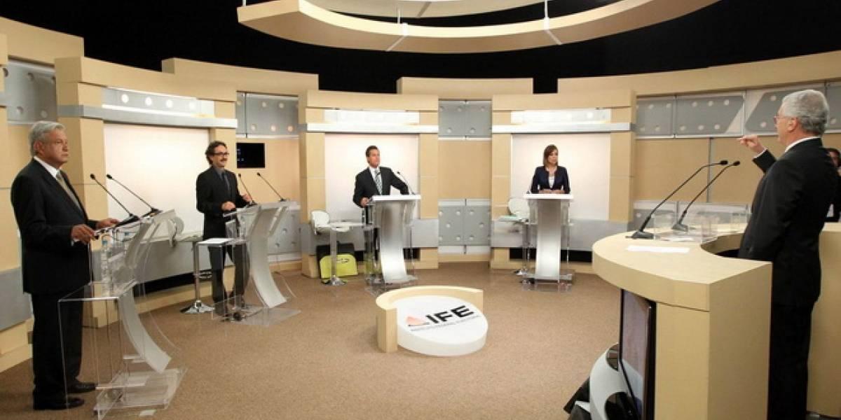México: Reacciones en Twitter ante segundo debate