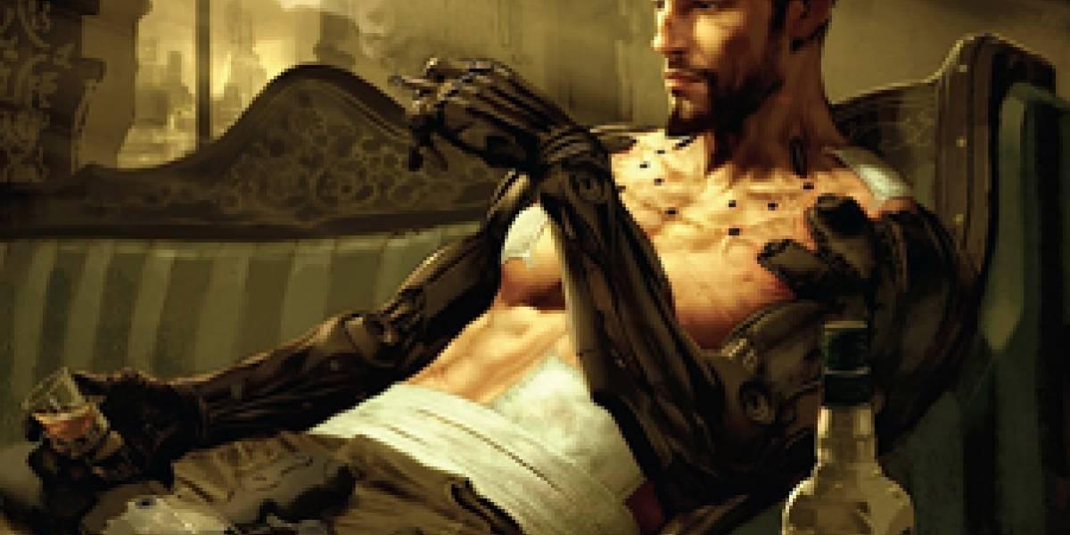 Trailer de lanzamiento de Deus Ex Human Revolution