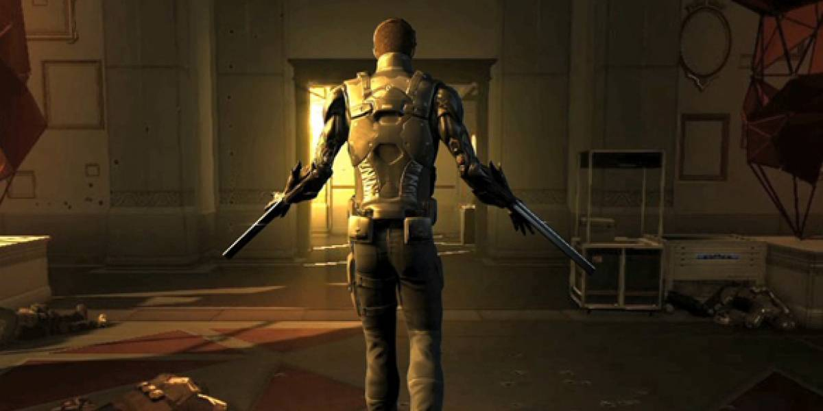 Deus Ex: Human Revolution lleva 2.18 millones de copias vendidas