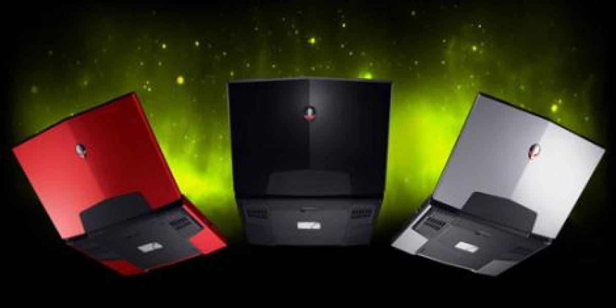Dell retira el Alienware M15x