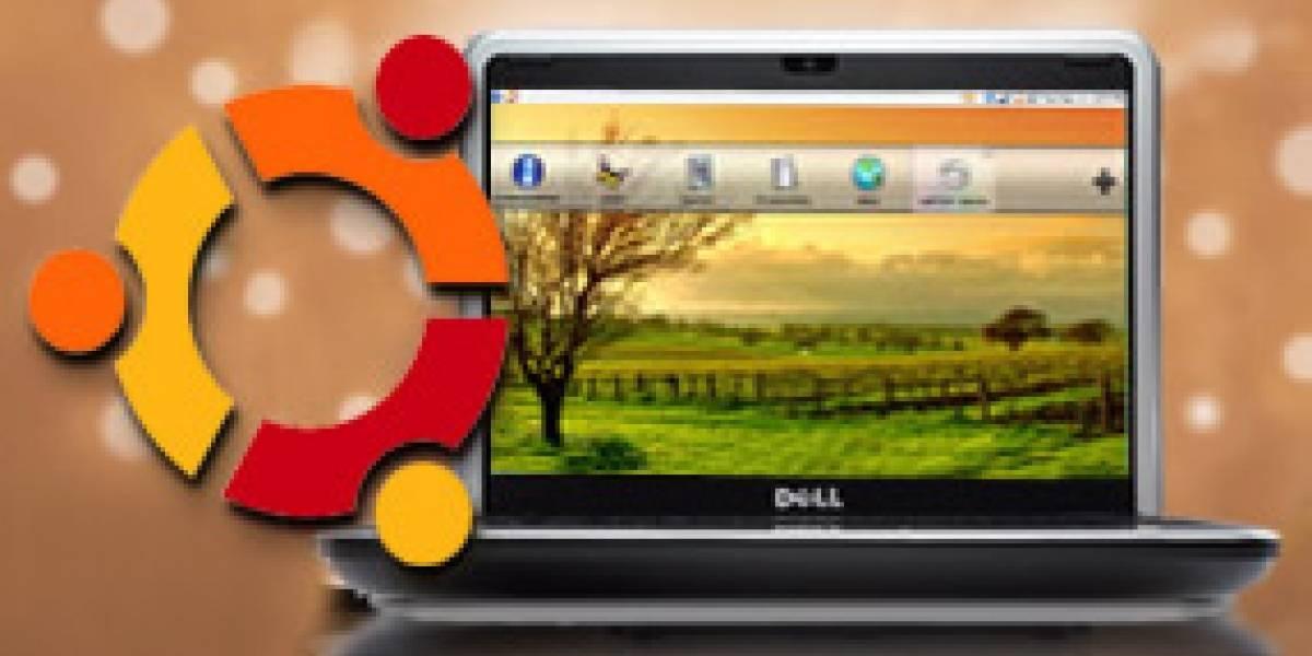 Un tercio de los netbooks Dell se venden con Linux