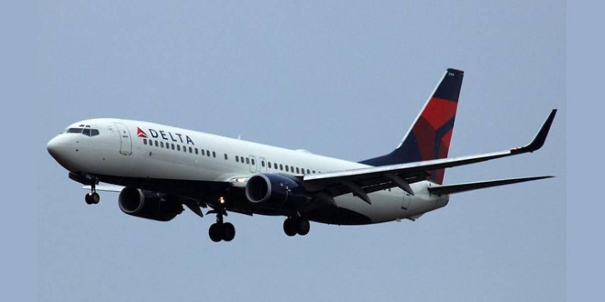 Habrá Wi-Fi en los vuelos internacionales de Delta Airlines